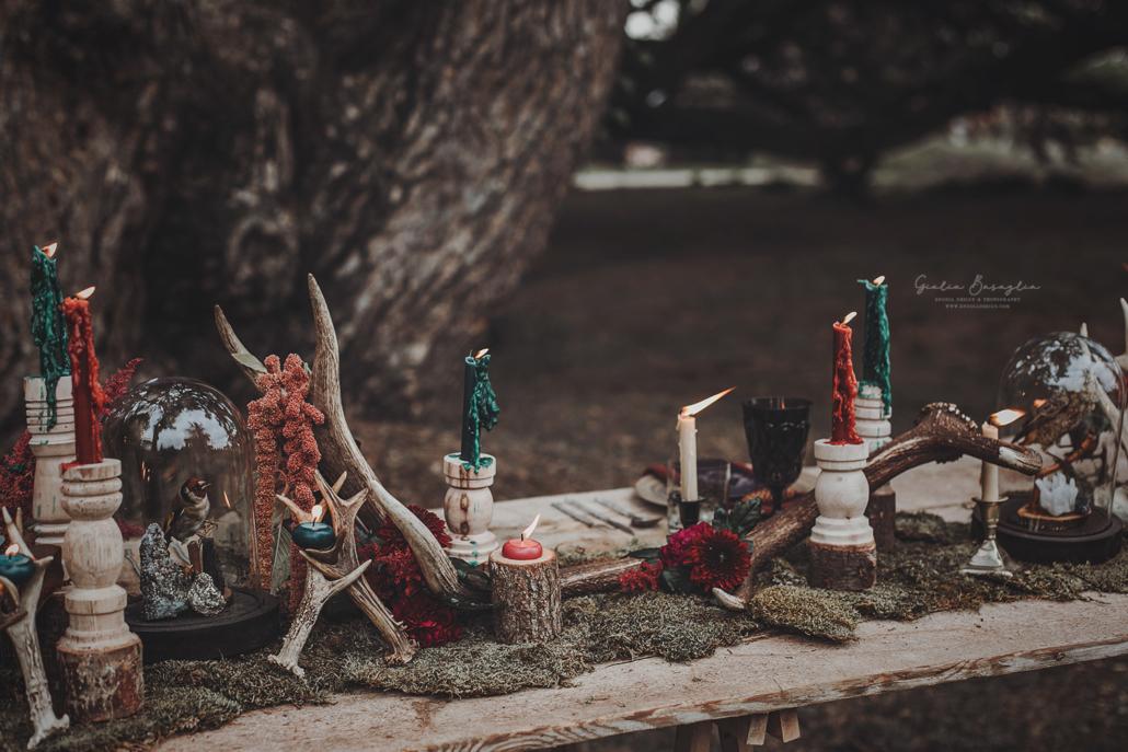 The Other Wedding_Forest Wunderkammer Wedding